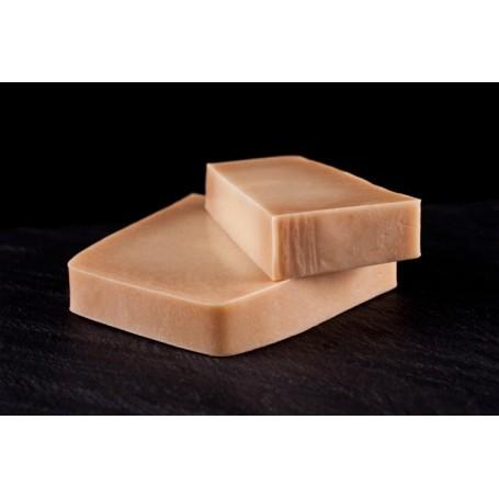 Handgesneden zepen Argan Oil, cut soap made by Autour du Bain