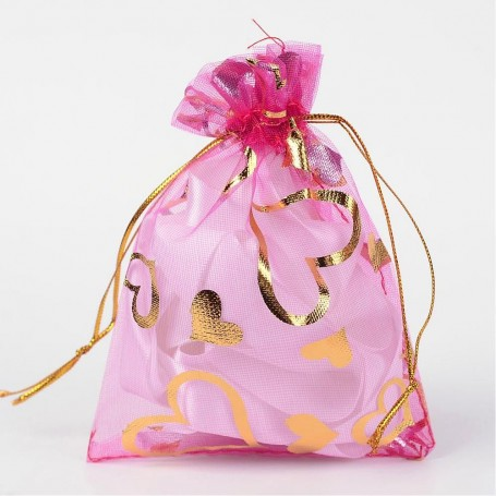 Home Sachet Organza made by
