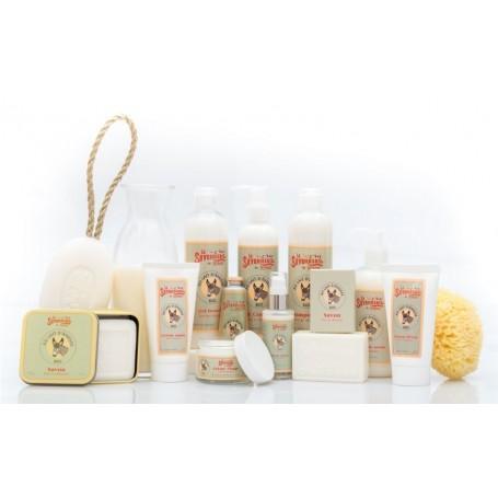 Huidverzorgende creme Crème mains au lait d'ânesse BIO de La Savonnerie de Nyons