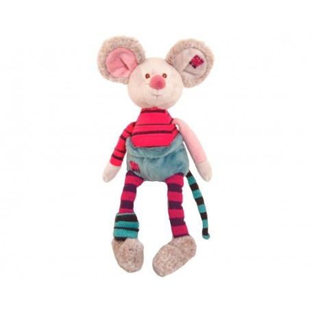 Peluche The Big Crazy Mousy from Bukowski in Paris