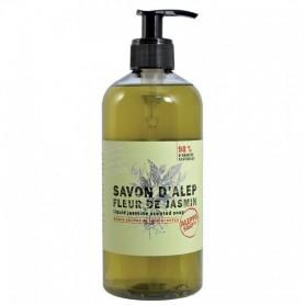Handzepen en gels Savon douche d'Alep au Jasmin, 500ml de Tadé