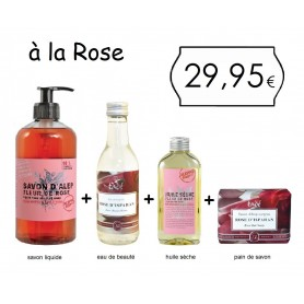 Home Le pack Tadé, à la Rose de