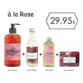 Home Le pack Tadé, à la Rose made by