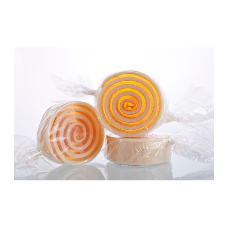 Pella Caramella, Candy di sapone