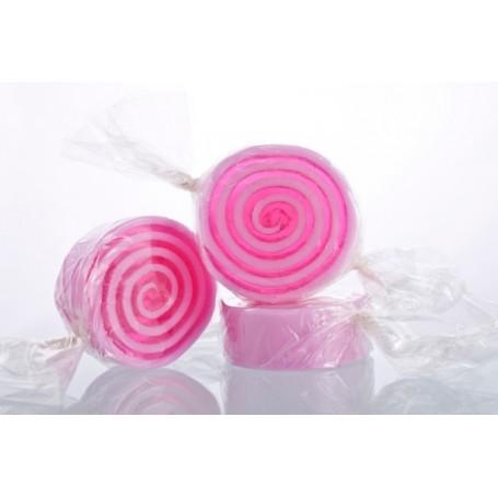 Candy savon, Framboise