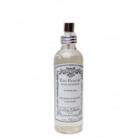 Vaporisateurs parfums Eau Fraîche, Cachemire, parfum d'ambiance pour maison intérieur, 100ml de Le Père Pelletier