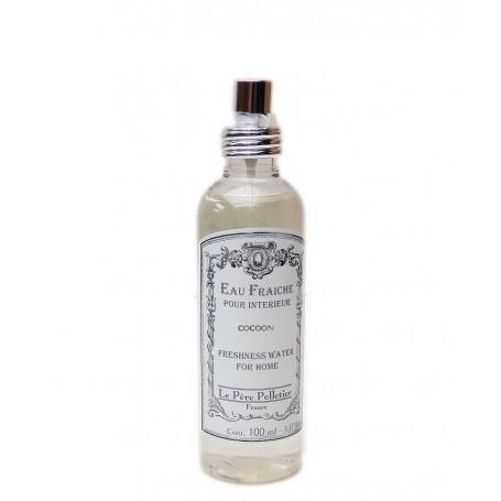 Parfum d'intérieur, Cocoon, 100ml Le Père Pelletier à Paris chez Soap and the City, savons, bougies, parfums, encens et peluches