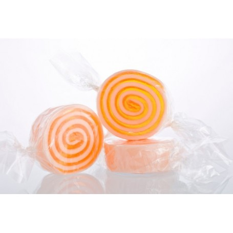 Cupcakes et pati'savon Candy savon, Mandarine de Autour du Bain