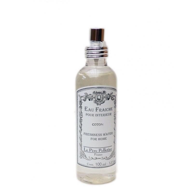 Eau Fraîche, Coton, parfum d'ambiance pour maison intérieur, 100ml