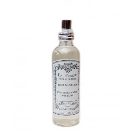 Vaporisateurs parfums Eau Fraîche, Fleur de Cérisier, parfum d'ambiance pour maison intérieur, 100ml made by Le Père Pelletier