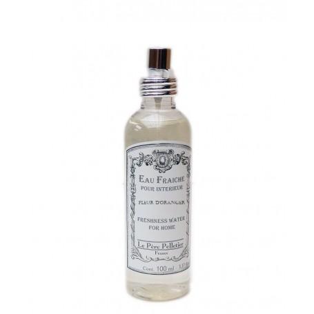 Vaporisateurs parfums Eau Fraîche, Fleur d'Oranger, parfum d'ambiance pour maison intérieur, 100ml made by Le Père Pelletier