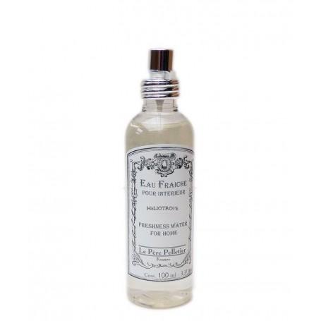 Parfum d'intérieur, Heliotrope, 100ml Le Père Pelletier à Paris chez Soap and the City, savons, bougies, parfums, encens et p...