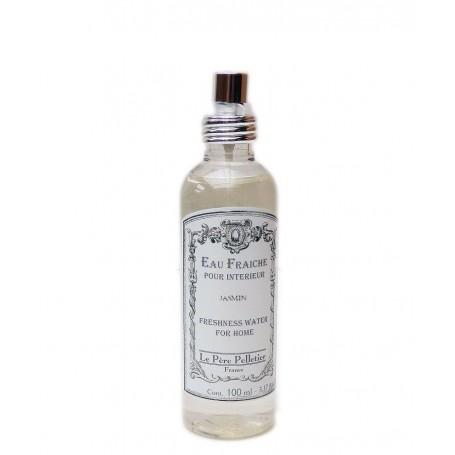 Vaporisateurs parfums Eau Fraîche, Jasmin, parfum d'ambiance pour maison intérieur, 100ml de Le Père Pelletier