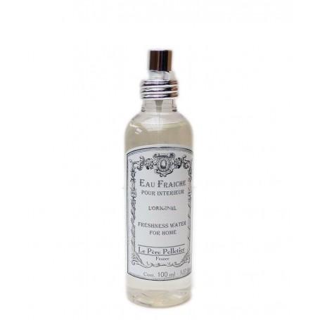 Vaporisateurs parfums Eau Fraîche, L'Originel, parfum d'ambiance pour maison intérieur, 100ml de Le Père Pelletier