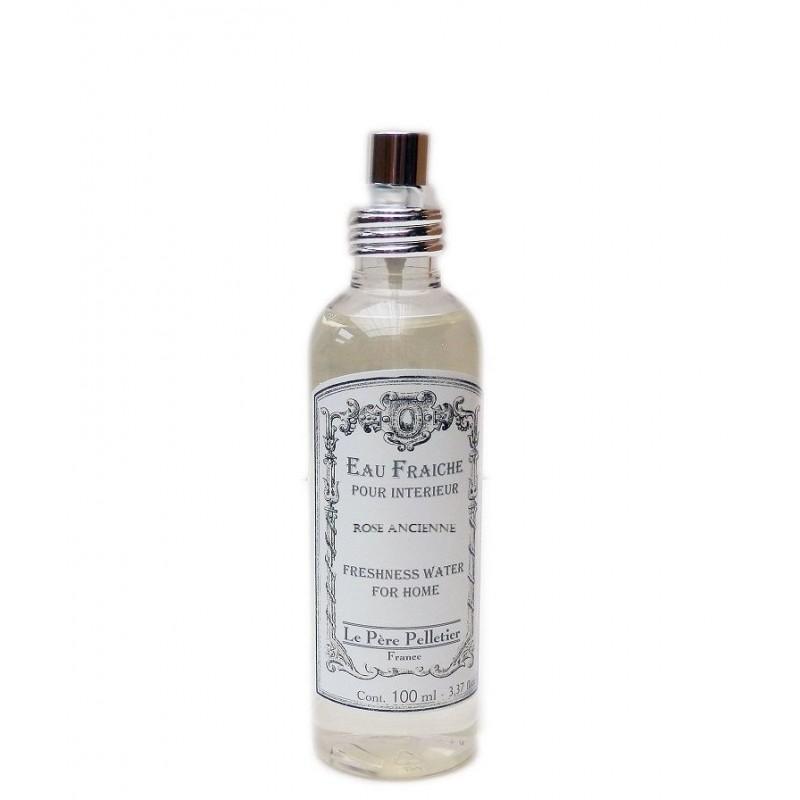 Eau Fraîche, Rose Ancienne, parfum d'ambiance pour maison intérieur, 100ml