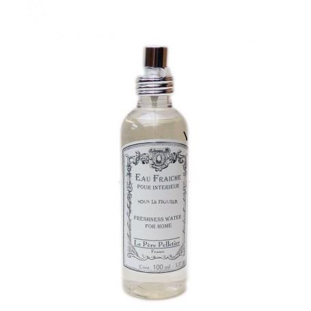 Vaporisateurs parfums Eau Fraîche, Sous le Figuier, parfum d'ambiance pour maison intérieur, 100ml de Le Père Pelletier