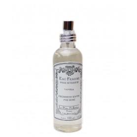 Vaporisateurs parfums Eau Fraîche, Vanille, parfum d'ambiance pour maison intérieur, 100ml de Le Père Pelletier