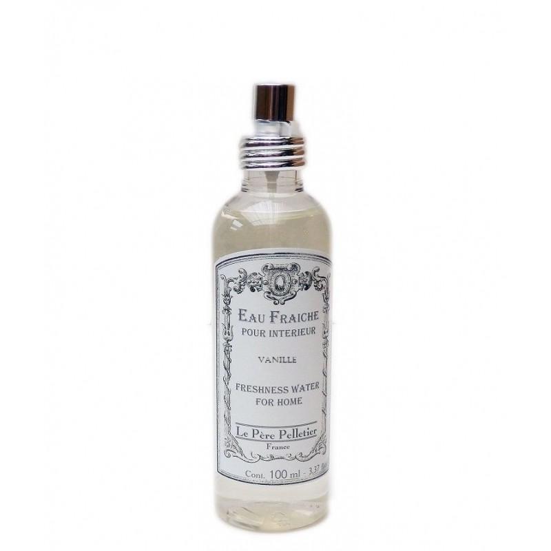 Eau Fraîche, Vanille, parfum d'ambiance pour maison intérieur, 100ml