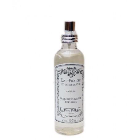 Parfum d'intérieur, Vanille, 100ml Le Père Pelletier à Paris chez Soap and the City, savons, bougies, parfums, encens et pelu...