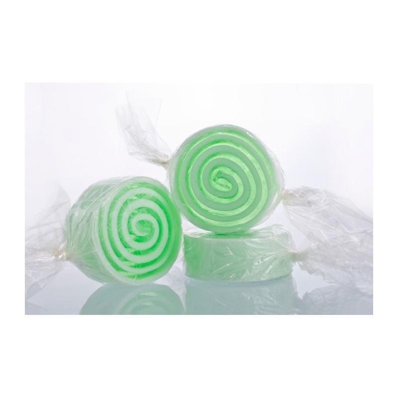 Candy savon, Concombre Menthe