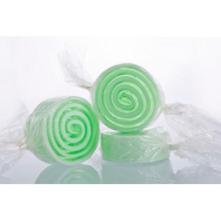 Cupcakes et pati'savon Candy savon, Concombre Menthe de Autour du Bain