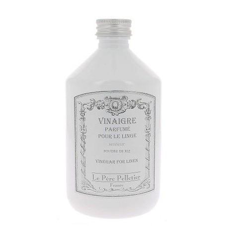 Vinaigre parfumé 500ml, Poudre de Riz Le Père Pelletier a Paris