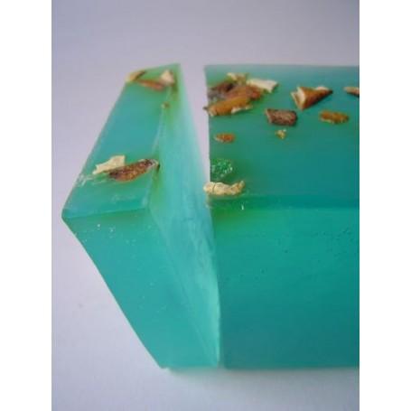 Savon à la coupe Savon Bleuet Bergamote de Autour du Bain