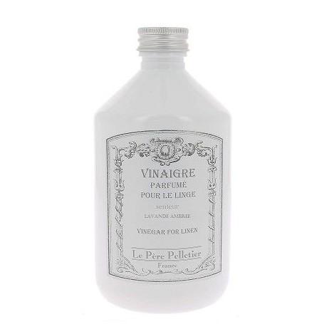 Vinaigre parfumé 500ml, Lavande Ambrée Le Père Pelletier à Paris chez Soap and the City, savons, bougies, parfums, encens et ...