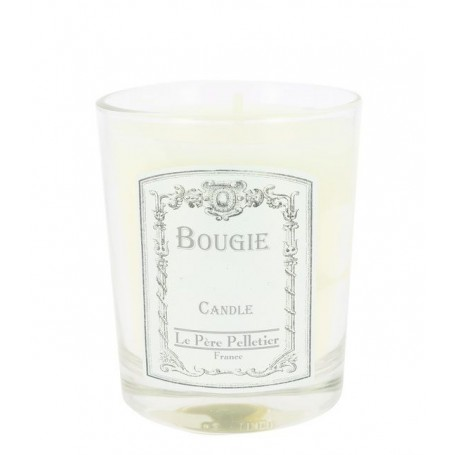 Bougie parfumée 30h, Jasmin from Le Père Pelletier in Paris @ Soap and the City, soaps, candles, incens, perfumes and teddies
