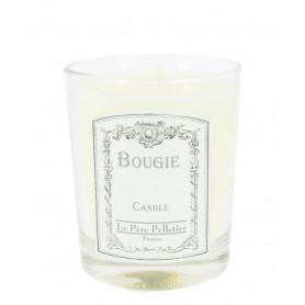 Bougies parfumées Bougie parfumée 35h, Tubereuse Royale de Le Père Pelletier
