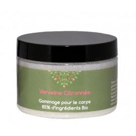 Huidverzorgende creme Gommage, Verveine Citronnée made by Autour du Bain
