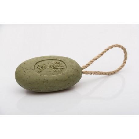 Savon corde, Olive Verte, 220g La Boutique a Paris