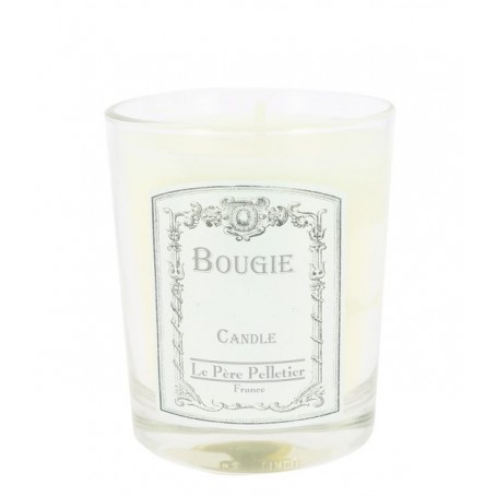 L'Originel, Bougie parfumée 35h Le Père Pelletier à Paris chez Soap and the City, savons, bougies, parfums, encens et peluches