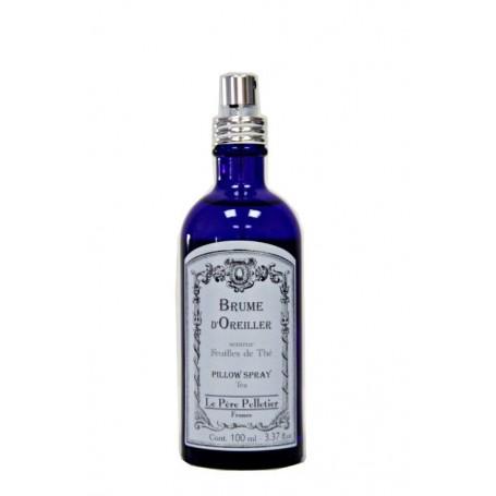 Vaporisateurs parfums Brume d'oreiller, Feuille de The, 100ml de Le Père Pelletier