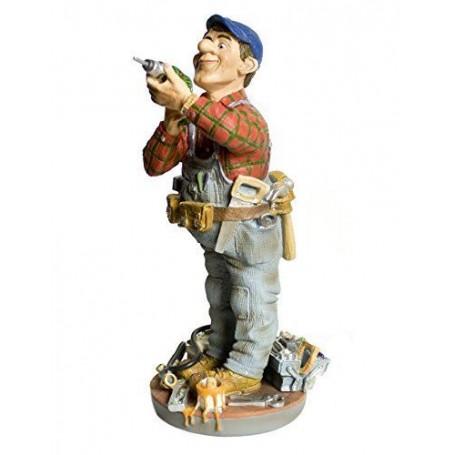 Statuette, Handyman