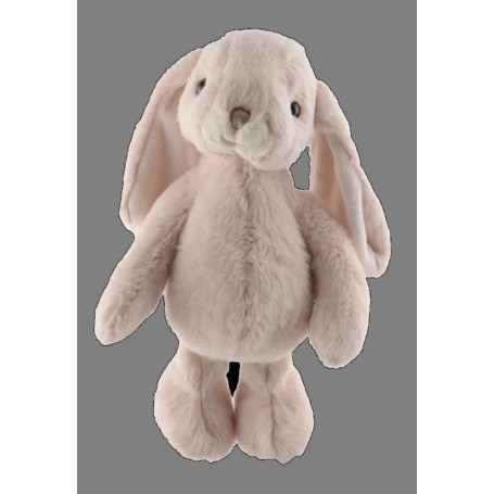 Peluche lapin, Lovely Kanini Rose pale Bukowski a Paris