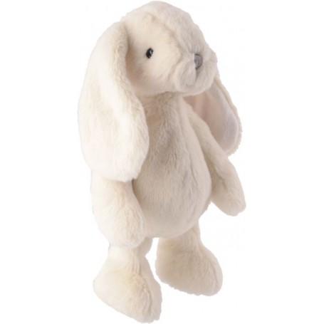 Peluches et doudous Peluche lapin, Sweet Kanini Blanc made by Bukowski
