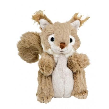 Peluche porte clé, Blixten écureuil 10cm