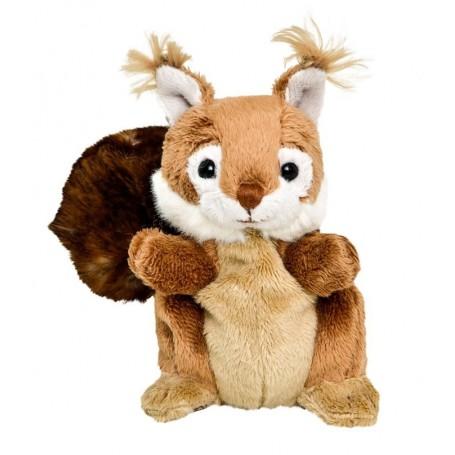 Peluche porte clé, Brunis écureuil