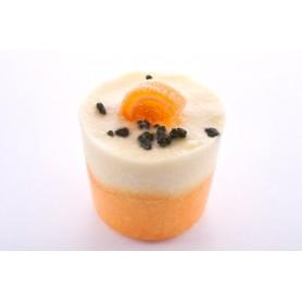 Cupcakes pour le bain Fondant de bain, Sorbet Passion de Autour du Bain