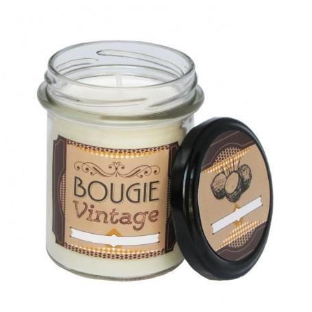 Bougie parfumée 30hrs, Fleur de Violette from Odysee des sens in Paris @ Soap and the City, soaps, candles, incens, perfumes ...