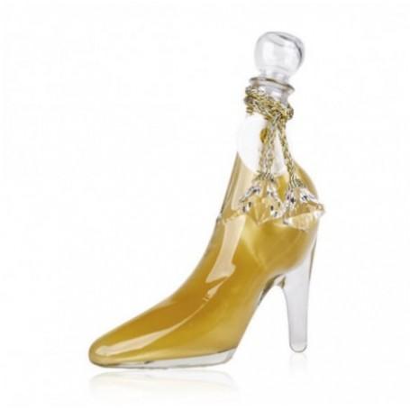 Gel Douche - Bain moussant en chaussure, Vanille Tentation à Paris chez Soap and the City, savons, bougies, parfums, encens e...