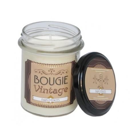 Pain d'épices, Bougie parfumée 30h Odysee des sens à Paris chez Soap and the City, savons, bougies, parfums, encens et peluches