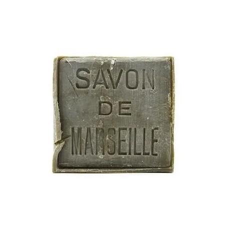 Savon de Marseille 400g, 72% huile d'olive, Le Serail Le Serail de Marseille à Paris chez Soap and the City, savons, bougies,...