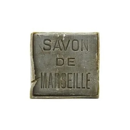 Savon de Marseille 400g, 72% huile d'olive, Le Serail