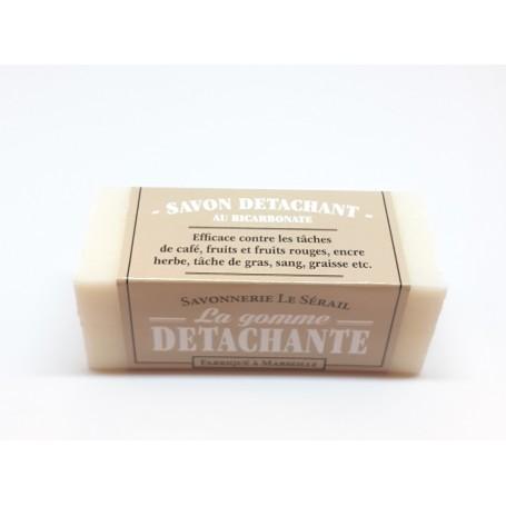 Gomme détachante au bicarbonat, Le Serail