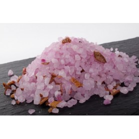 Bath salts -and oils Bath salt, Cassis Pamplemousse made by Autour du Bain