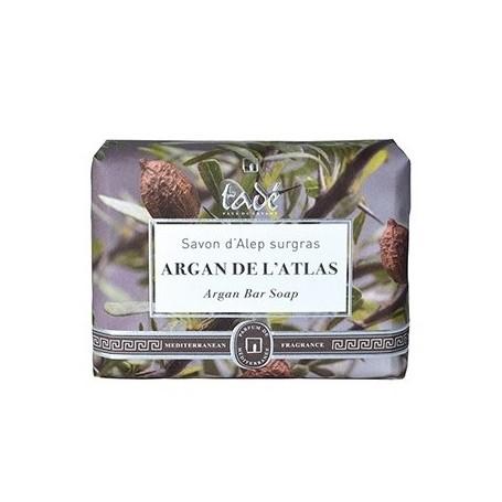 Savon d'Alep surgras, Argan de l'Atlas Tadé à Paris chez Soap and the City, savons, bougies, parfums, encens et peluches
