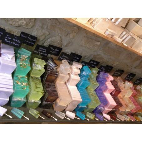 3 savons, pack découverte, à -30% La Boutique à Paris chez Soap and the City, savons, bougies, parfums, encens et peluches