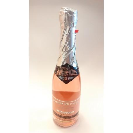 Gel Douche Bouteille de Champagne, Passion La Boutique à Paris chez Soap and the City, savons, bougies, parfums, encens et pe...